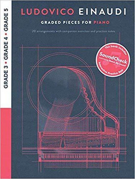 Afbeelding van GRADED PIECE FOR PIANO GRADES 3-5