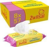 Zwitsal Sensitive Billendoekjes - 456 stuks - Voordeelverpakking