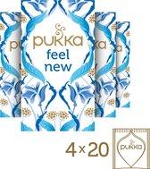 Pukka Feel New Thee - 4 x 20 zakjes