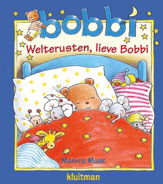Boek cover Bobbi 29 - Welterusten, lieve Bobbi van Monica Maas (Hardcover)