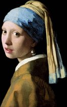 Johannes Vermeer - Meisje met de parel  - Poster 61 x 91.5 cm