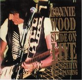 Ronnie Wood - Slide on live (plugged in and standing)