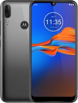 Motorola Moto E6 Plus  - 64GB - Gunmetal