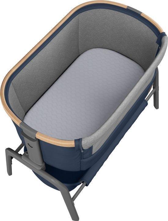 Maxi-Cosi Iora 2-in-1 co-sleeper - Essential Blue