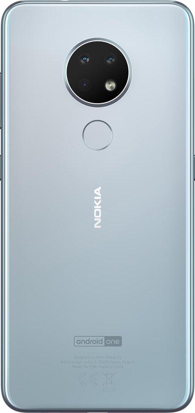 Nokia 6.2 - 64GB - Ice