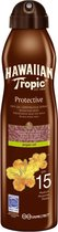 Hawaiian Tropic Protective Dry Oil Continuous Spray SPF15 177 ml