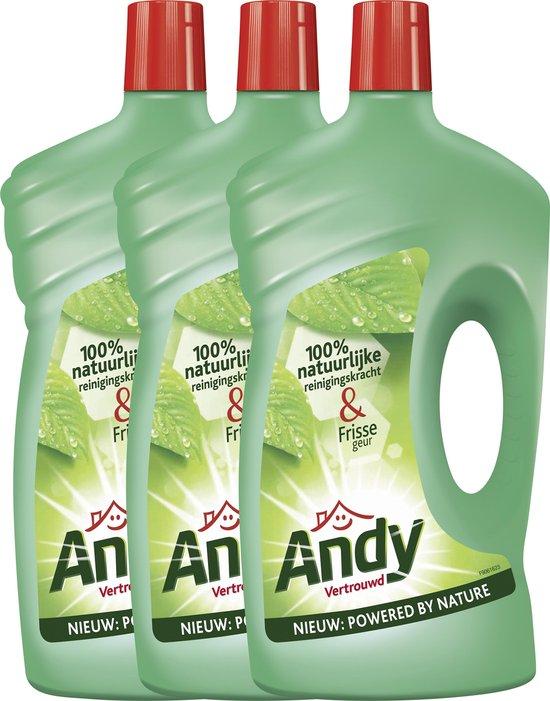 Andy Allesreiniger Vertrouwd - 2 x 1L - Voordeelverpakking