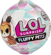 L.O.L. Surprise Bal Fluffy Pets- Winter Disco Series A - Minipop