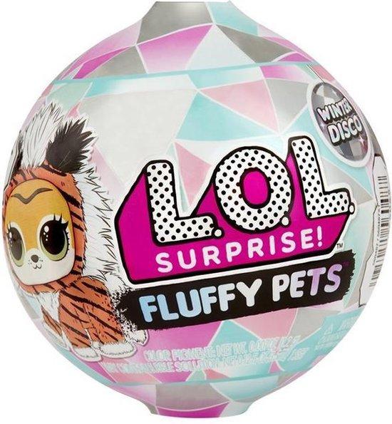 L.O.L. Surprise Bal Fluffy Pets- Winter Disco Series A -...