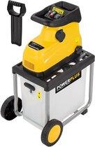 Powerplus POWXG6462 Hakselaar - 2800 W - 60 l opvangzak