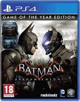Batman: Arkham Knight (GOTY Edition) (PS4)