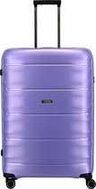 Titan Highlight 4 Wheel Trolley L Lilac Metallic