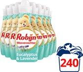 Robijn Spa Sensation Wasverzachter - 8 x 30 wasbeurten - Voordeelverpakking