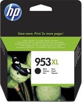 HP 953XL - Inktcartridge / Zwart / Hoge Capaciteit