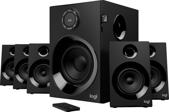Logitech Z607 - 5.1 Speakerset met Bluetooth