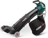 Powerplus POWXQG5030 Bladblazer - blazen/zuigen/versnipperen/harken - 3000W - met 45L opvangzak