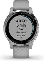 Garmin Vivoactive 4S - Smartwatch - 40 mm - Powder Gray
