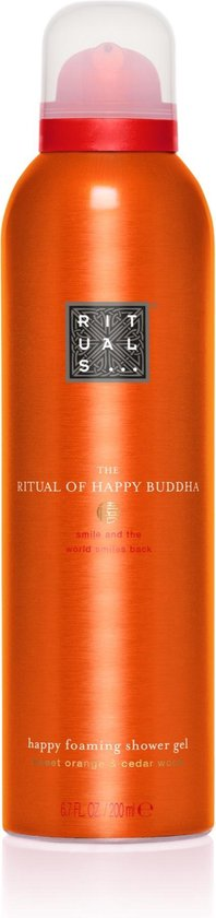 RITUALS The Ritual of Happy Buddha Doucheschuim - 200 ml