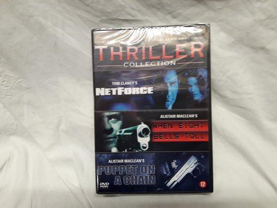 Cover van de film 'Thriller Collection'