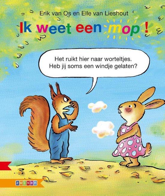 Moppenboeken - Ik weet een mop! - Erik van Os pdf epub