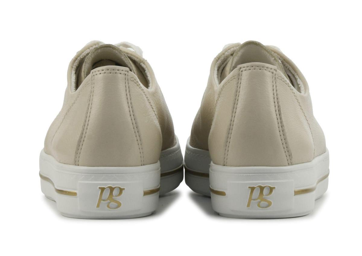Paul Green Vrouwen Sneakers -  4704 - Beige - Maat 40 Sneakers