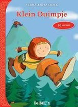 Boek cover Klein Duimpje Verhalenplakboek van Onbekend