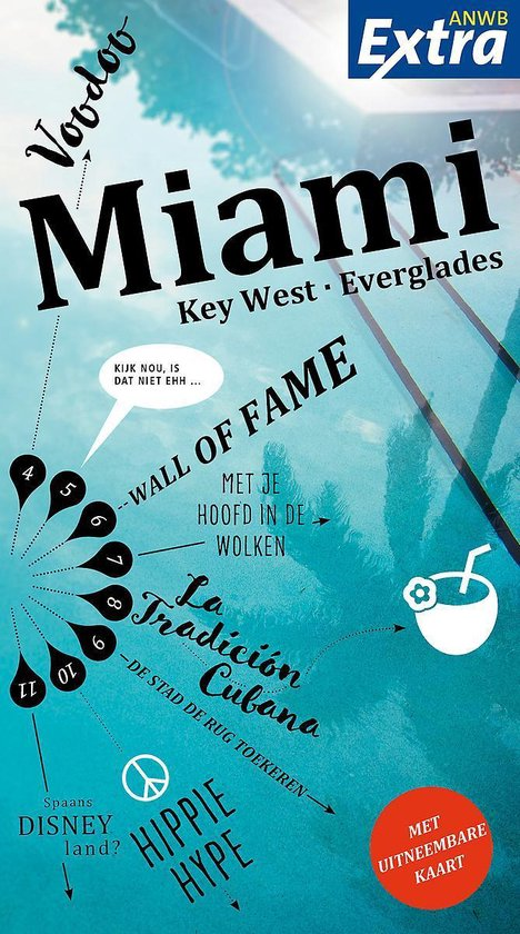 Reisgidsen: ANWB extra - Miami
