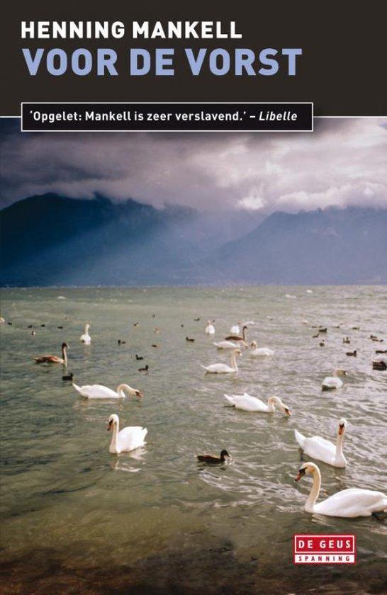 Voor de vorst - Henning Mankell |
