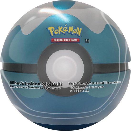 Afbeelding van het spel Pokemon TCG Pokeball Tin 2020 Dive Ball
