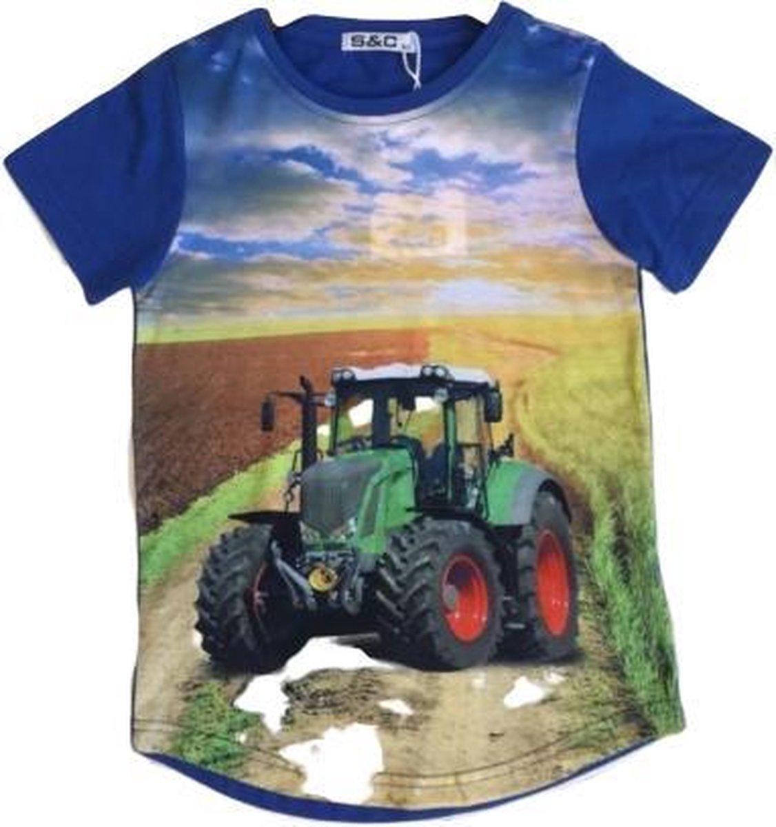 Fendt Sport T'shirt Kids Tractor shop.nl