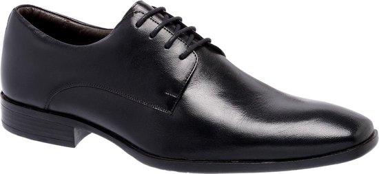 Galutti Handmade Leather Shoes - Social Italiano - Black - 42 (EU)