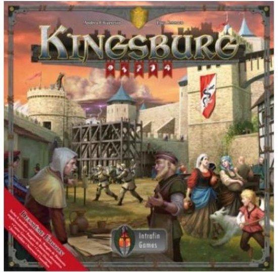 Afbeelding van het spel Kingsburg 2ième édition VF