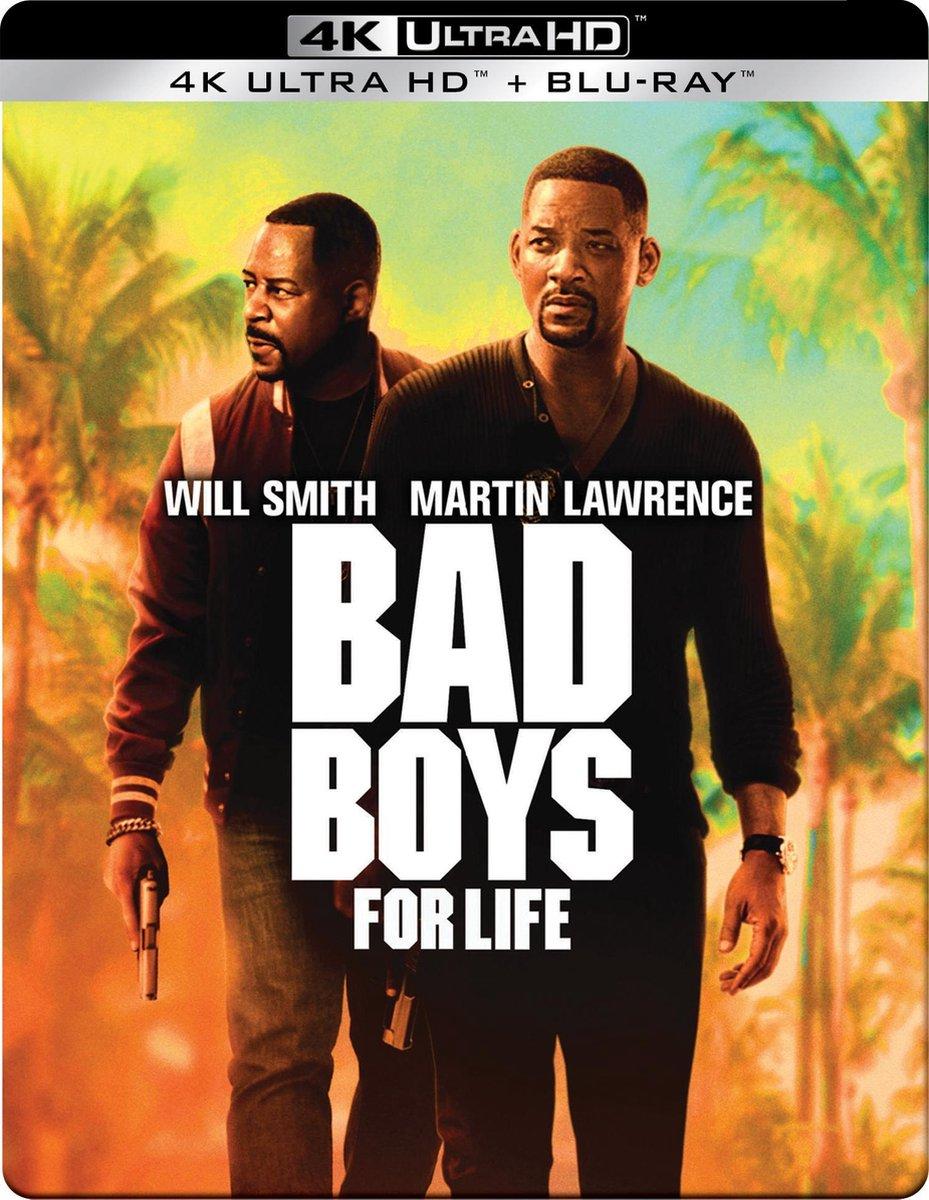 Bad Boys for Life (Steelbook) (4K Ultra HD Blu-ray)-