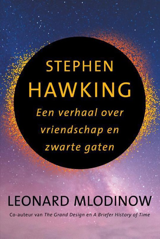 Boek cover Stephen Hawking van Leonard Mlodinow (Hardcover)