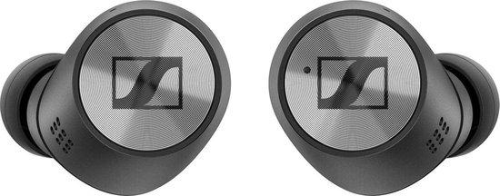 Sennheiser MOMENTUM True Wireless II - Volledig draadloze oordopjes - Zwart