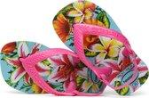 Havaianas Baby Chic II Meisjes Slippers - Blue - Maat 23/24
