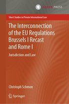 The Interconnection of the EU Regulations Brussels I Recast and Rome I
