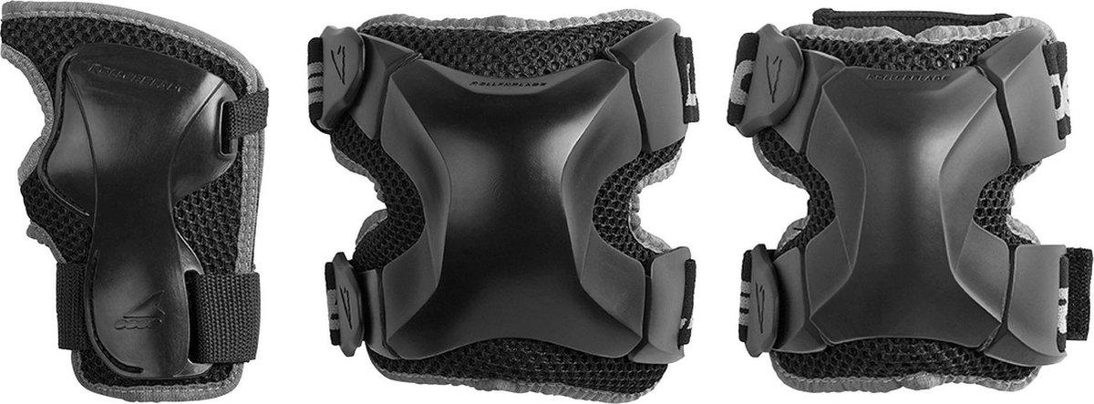 Rollerblade X-Gear skate bescherming set black