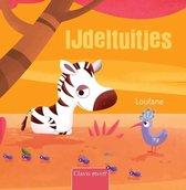 Boek cover IJdeltuitjes van Loufane