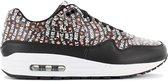 Nike Air Max 1 Premium - Just Do It - Heren Sneakers Sportschoenen Schoenen Zwart 875844-009 - Maat EU 44 US 10