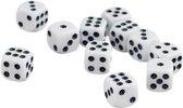 Set Scoreblok  + 10 Dobbelstenen - Yahtzee - Scoreblad - 100 vellen - Spelblad - Score blok -Spel - Gezelschapsspel - Spelletjes