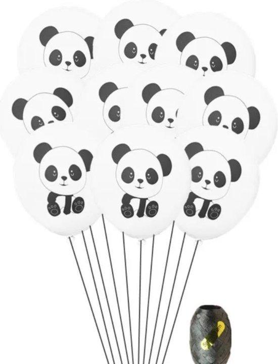 Fabs World ballonnen panda