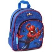 Spider-Man Protector Small Kinderrugzak - 6,9 l - Blauw
