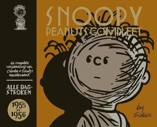 Boek cover Snoopy - peanuts compleet hc03. 1955-1956 van Charles M. Schulz (Paperback)
