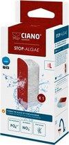Vervangende LARGE pads voor Aquarium Filter Ciano CFBIO150 en CFBIO250 - Type: Stop-Algue