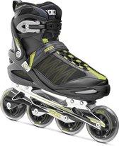 Roces Argon inline skates 84 mm black / acid green