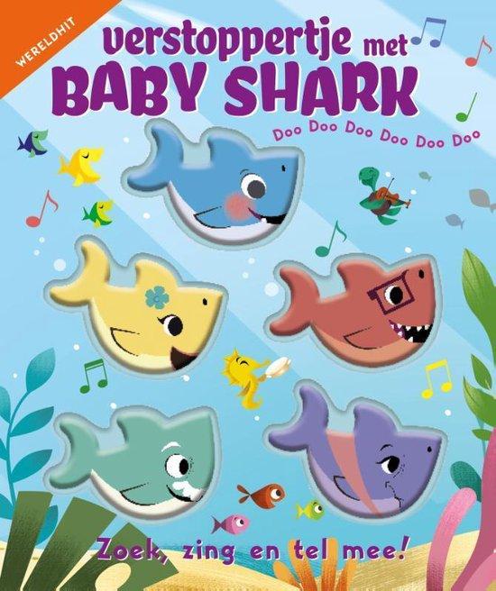 Verstoppertje met Baby Shark
