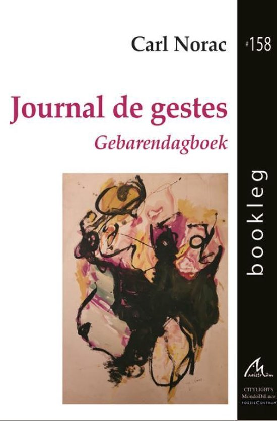Journal de gestes - Carl Norac  
