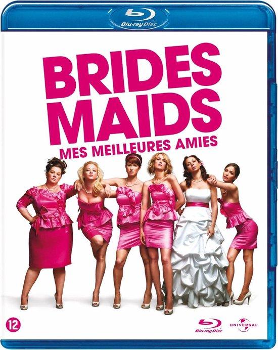 Cover van de film 'Bridesmaids'