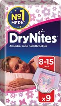 DryNites® 8-15 meisje 10 stuks